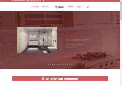 Seratyn Decorative Kurumsal Web Sitesi